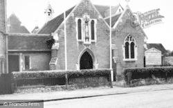 Kelvedon, Catholic Church c.1955