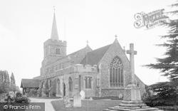Kelvedon, Church Of St Mary The Virgin 1925