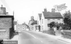 Kelvedon, Main Road c.1960