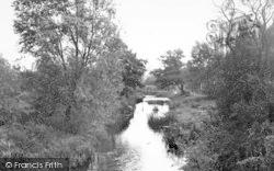 Kelvedon, River Blackwater c.1950