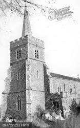 Kelvedon, St Mary's Church c.1950