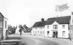 Kelvedon, The Angel Inn c.1960