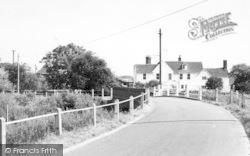 Kelvedon, The Bridge c.1960