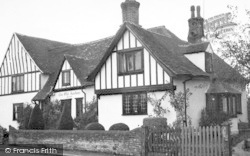Kelvedon, The Old Anchor Road House c.1950