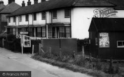Kelvedon, Village Shop Honesty Box c.1960