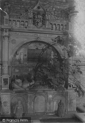 Church, The Wylde Monument 1892, Kempsey