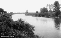 River Severn 1910, Kempsey