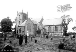 St Mary's Church 1892, Kempsey