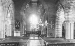 The Church Interior 1892, Kempsey