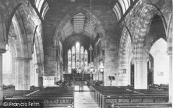 The Church Interior 1910, Kempsey