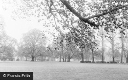 Kempston, Addison Howard Park c.1955