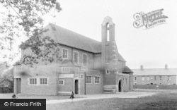 Kempston, Church Of Transfiguration c.1955