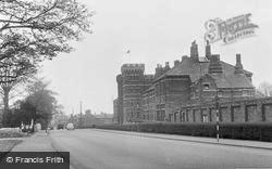 Kempston, The Barracks c.1955