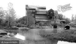 Kempston, The Mill c.1955