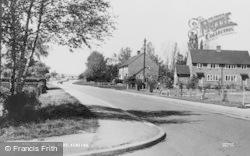 Kemsing, Dynes Road c.1960