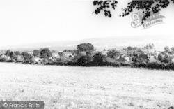 Kemsing, General View c.1965