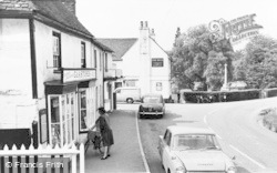 Kemsing, High Street c.1960