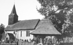Kemsing, St Mary's Church c.1965