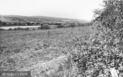 Kemsing, The Downs c.1955