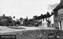 Kemsing, The Village c.1955