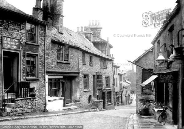 Kendal, Branthwaite Brow 1914