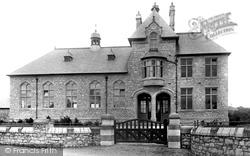 Kendal, Grammar School 1891