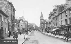 Kendal, Highgate 1914