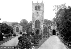 Kendal, Holy Trinity Church 1914