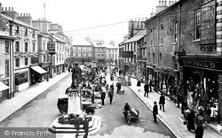 Kendal, Market Place 1924