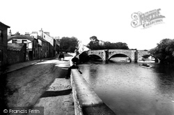 Kendal, Nether Bridge 1888