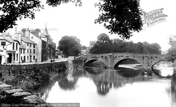 Photo of Kendal, Nether Bridge 1914
