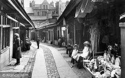 Kendal, New Shambles 1914