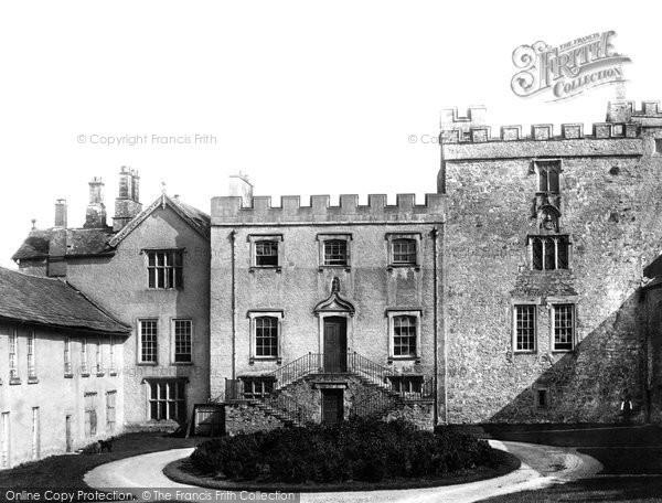 Photo of Kendal, Sizergh Castle 1896