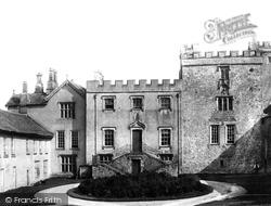 Kendal, Sizergh Castle 1896
