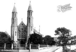 Kendal, St George's Church 1888