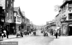 Kendal, Stricklandgate 1914