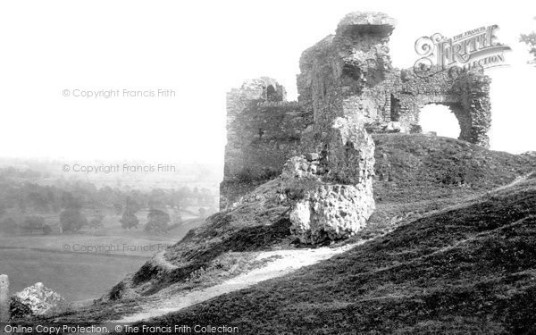 Photo of Kendal, the Castle 1894, ref. 34087