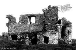 Kendal, The Castle 1896