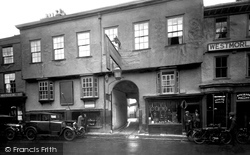 Kendal, The King's Arms Hotel 1924