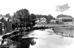 Kendal, The River Kent 1921