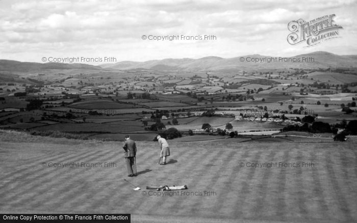 Photo of Kendal, View From Golf Links c.1925