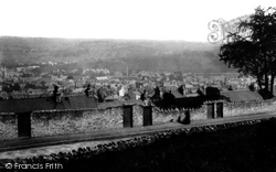 Kendal, View From Queen's Road 1888
