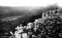 Kendal, View From Scont Scar 1888