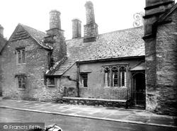 Kendal, Wildman Street, Castle Dairy 1924