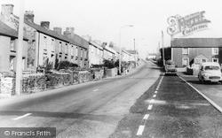 Kenfig Hill, High Street c.1965
