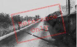 High Street c.1965, Kenfig Hill