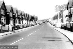Kenfig Hill, Pisgah Street c.1965