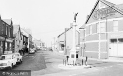 Kenfig Hill, The Square 1966