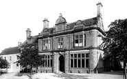 Kenilworth, Bank and Post Office 1892