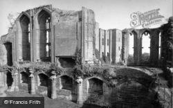 Castle, Banqueting Hall c.1890, Kenilworth